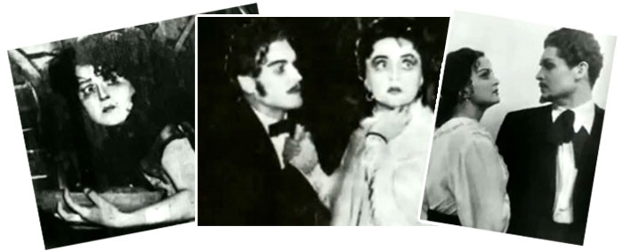 С первой женой Аллой Вановской